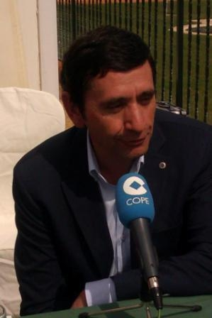 """El cocinero de CTAEX, Manuel Gil Felipe, premiado por el programa """"A Cuerpo de Rey"""" de Cope Extremadura"""
