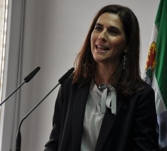 La Directora de CTAEX, Carmen González, homenajeada en Extremanagers 2015