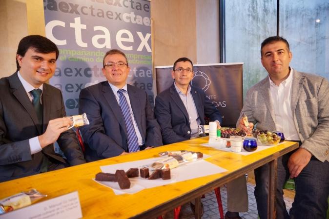CTAEX presenta a los medios de comunicación sus ocho patentes