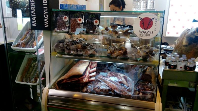 wagyu iberico salon gourmets 2016 1