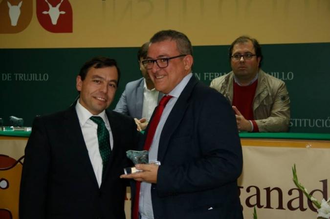16 11 18 premio feria agroganadera Trujillo 2