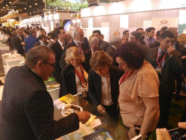 CTAEX organiza en el Salón de Gourmets una cata de los mejores Aceites de Oliva Vírgenes Extras de Extremadura en nuevos formatos