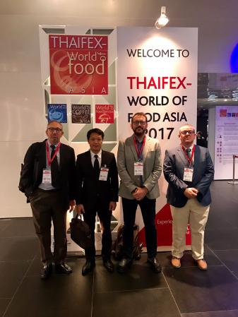 CTAEX presenta en Tailandia su modelo de Centro Tecnológico