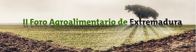 II Foro Agroalimentario de Extremadura