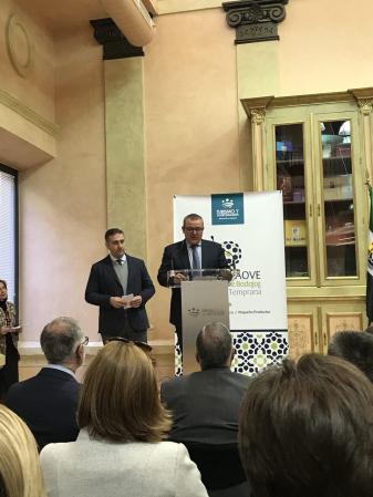 """CTAEX participa en la I Cata-Concurso de AOVE """"Provincia de Badajoz, Cosecha Temprana"""""""