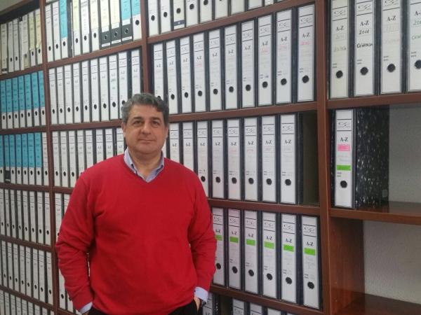 Alberto Martín de Prado, Responsable del Área Económico y Financiera de CTAEX: