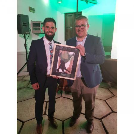 CTAEX recibe el premio La Besana por su labor investigadora dirigida al sector agroalimentario extremeño