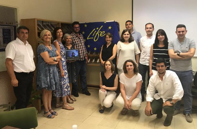 Comienza el proyecto europeo WASTE4GREEN, en el que están involucradas 8 entidades de España, Portugal e Italia, entre las que se encuentra CTAEX