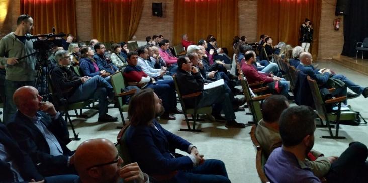 Más de un centenar de personas asisten a la jornada técnica de presentación del Sistema de Trazabilidad del Tabaco
