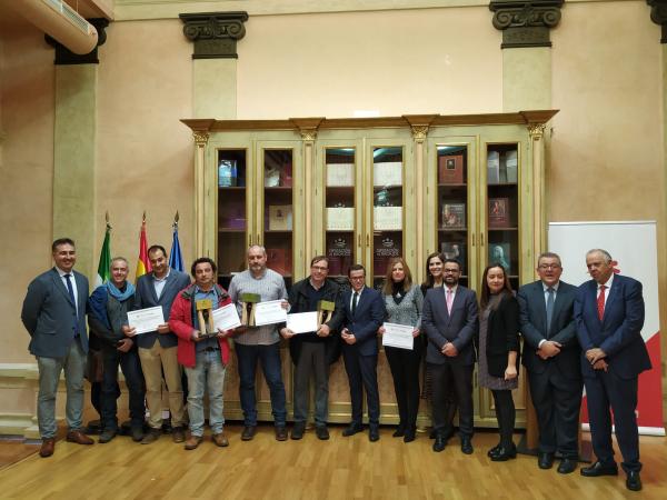 III Cata-Concurso de Aceites de Oliva Virgen Extra Cosecha Temprana «Provincia de Badajoz»