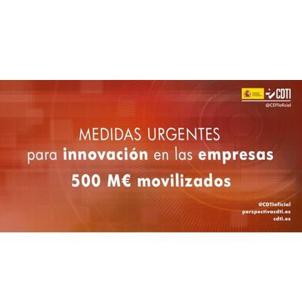 AYUDAS EXTRAORDINARIAS DE CDTI. CTAEX sigue trabajando para que las empresas puedan desarrollar su actividad en innovación
