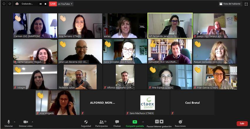 Conclusiones tras la Jornada de Networking de Grupos Operativos
