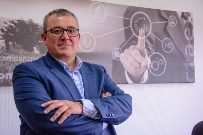 José Luis Llerena: 'hemos podido demostrar que todos los alimentos están libres de COVID-19'