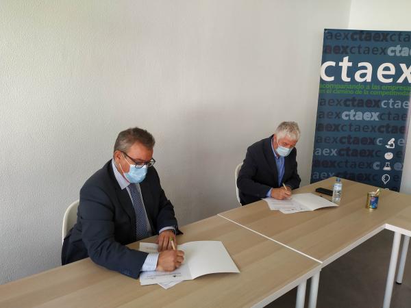 CTAEX y CETARSA FIRMAN UN CONVENIO MARCO DE COLABORACIÓN