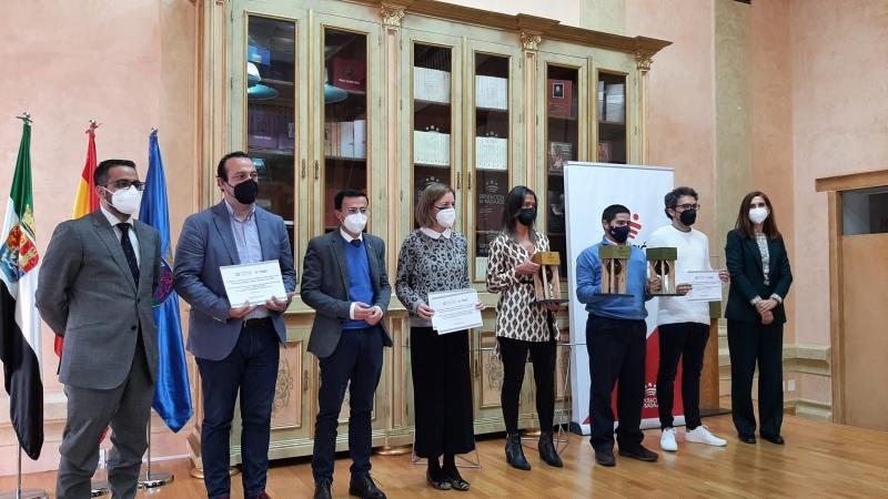 IV Cata-Concurso de Aceites de Oliva Virgen Extra Cosecha Temprana «Provincia de Badajoz»