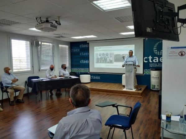 CTAEX celebra su Asamblea General de Socios