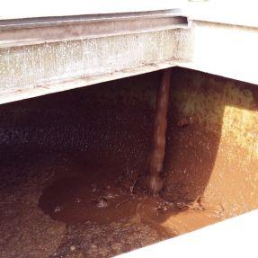 Desmontaje y traslado módulo producción biogás 1